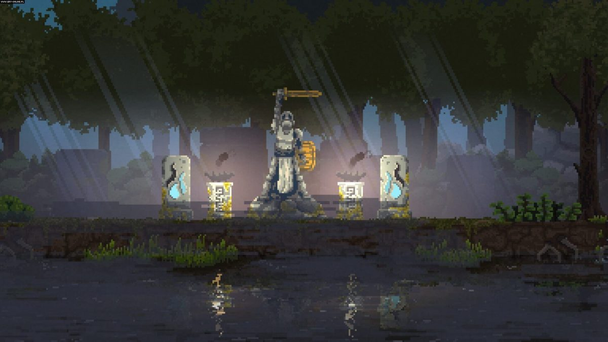 Kingdom: Two Crowns Statue