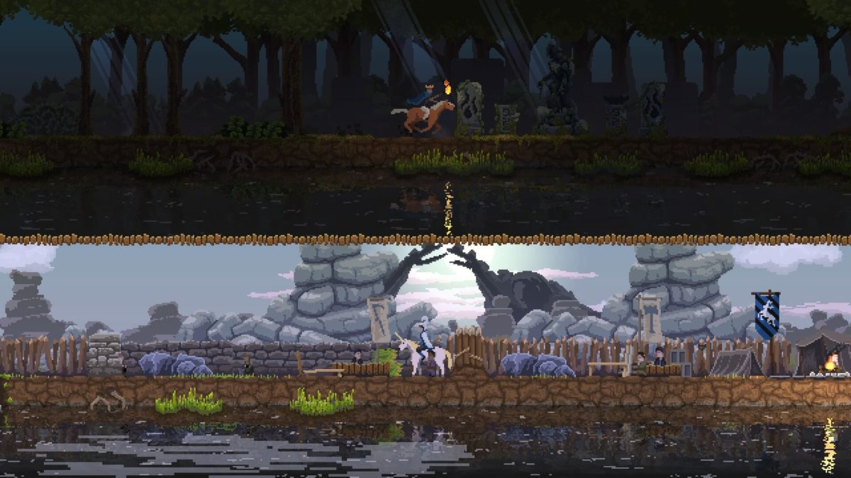 Kingdom: Two Crowns Splitscreen