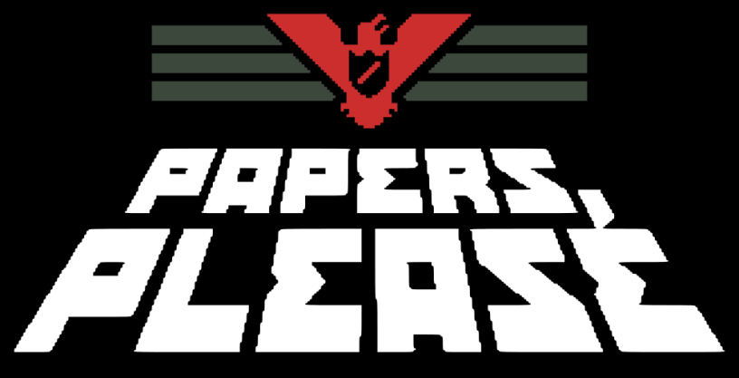 Papers, Please: logo